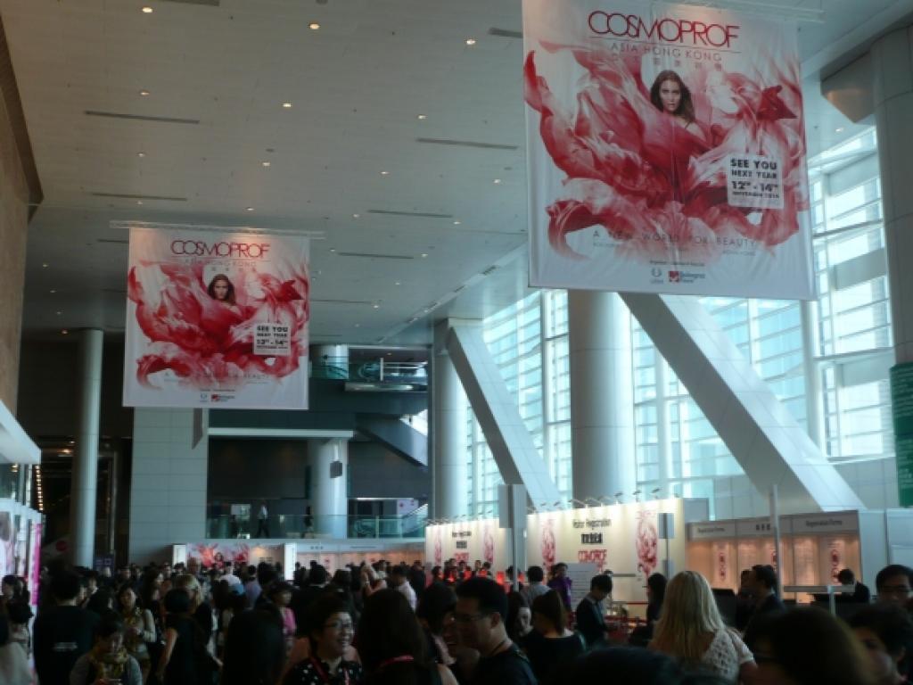 Cosmoprof Asia 2013